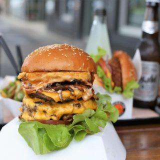 Dribbles Burgers